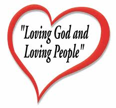 LOVING GOD AND LOVING PEOPLE